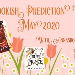 Bookish Prediction Tag- May 2020