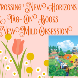Animal Crossing New Horizons Book Tag- On Books and My New Mild Obsession