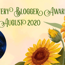 The Mystery Blogger Award- August 2020