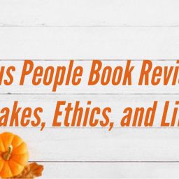 Anxious People Book Review- Mistakes, Ethics, and Life