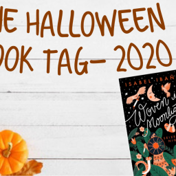 The Halloween Book Tag- 2020
