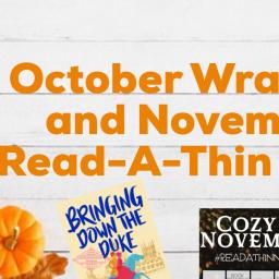 October Wrap-Up and November Read-A-Thin 2020