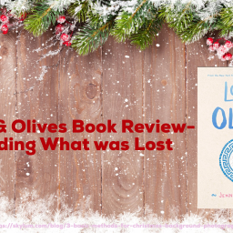 Love & Olives Book Review- Finding What was Lost