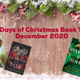 12 Days of Christmas Book Tag- December 2020