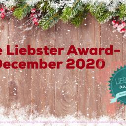 Liebster Award- December 2020