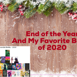End of the Year And My Favorite Books of 2020