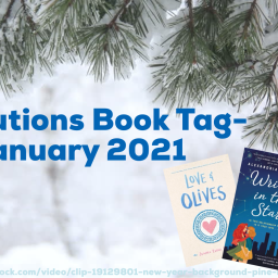 Resolutions Book Tag- January 2021