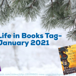 My Life in Books Tag- January 2021
