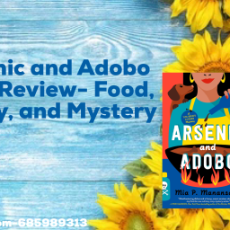 Arsenic and Adobo Book Review- Food, Family, and Mystery