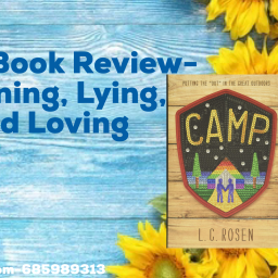 Camp Book Review- Planning, Lying, and Loving