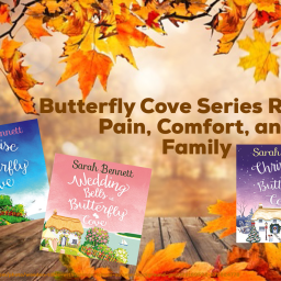 Butterfly Cove Series Review- Pain, Comfort, and Family
