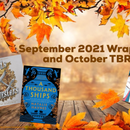 September 2021 Wrap-Up and October TBR